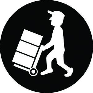 Pakkaustarvikkeet - materiaalinkäsittelylaitteet icon