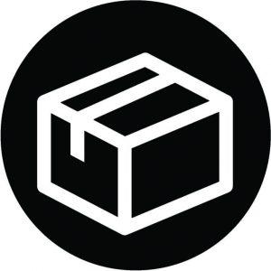 Pakkaustarvikkeet - pahvilaatikot icon